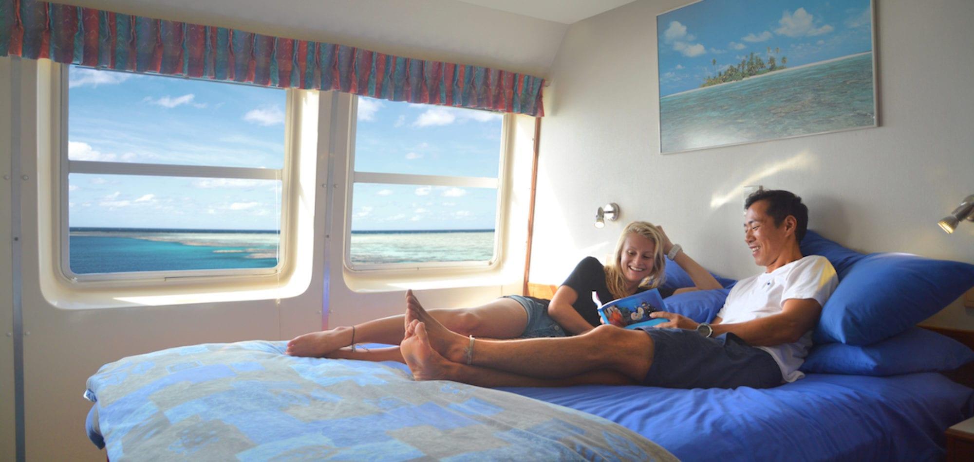 OceanQuest - Double Cabin