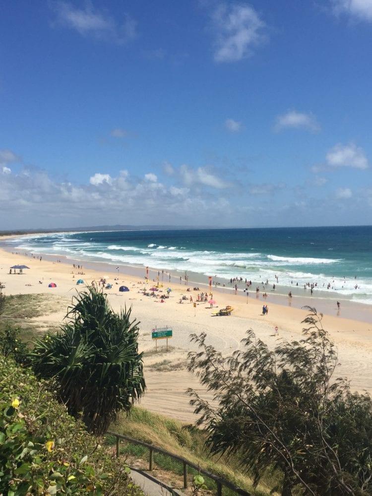 Rainbow Beach - Fraser Coast