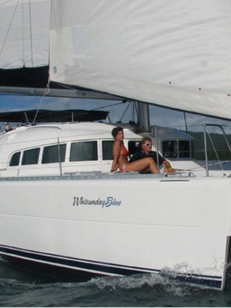 Whitsunday Blue Vessel