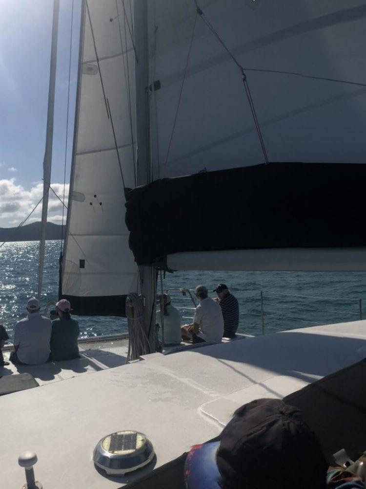 Whitsundays Island - Illusions 2 luxury sailing catamaran