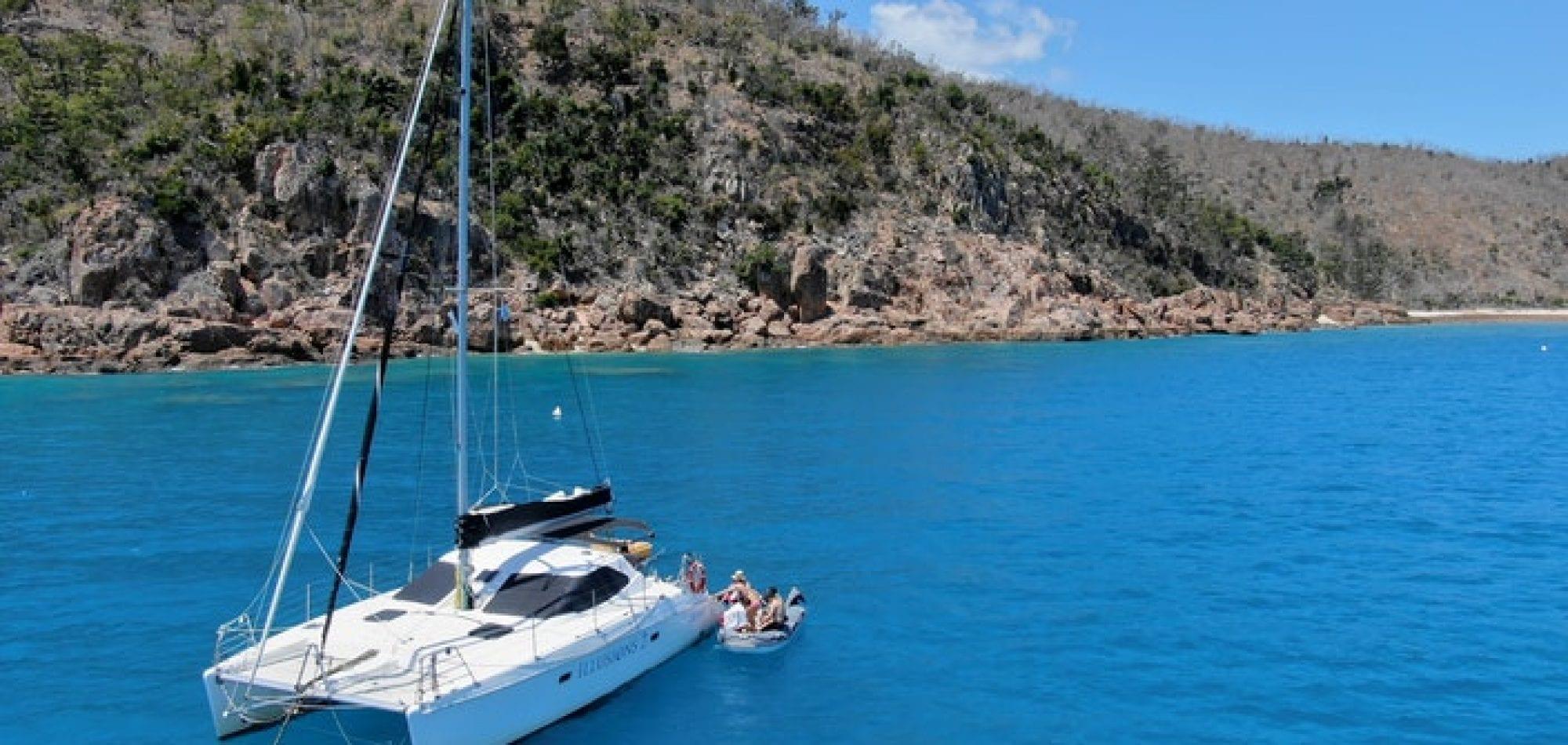 Illusions - Sailing Whitsunday Islands
