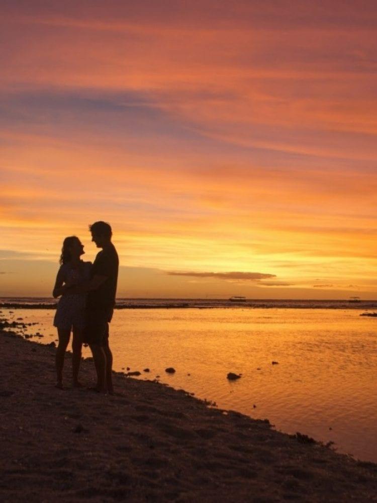 Spectacular Sunset - Lady Elliot Island